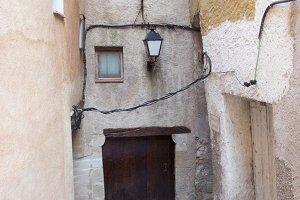 House in Miravet