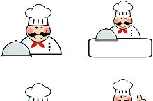 Chefs Banners Collection