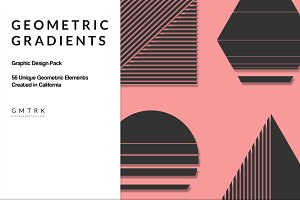 Geometric Gradient Design Kit