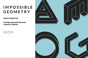 Impossible Geometry Design Kit