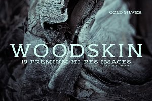 Woodskin v1 Cold Silver