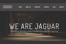 Jaguar I Multipurpose WP-Theme