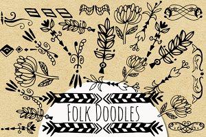 Folk Doodles