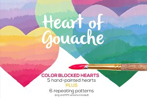 Heart of Gouache