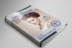 Minimal Claen Magazine