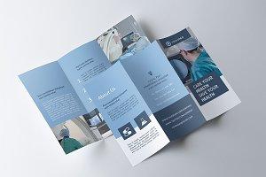 Medicine Tri-fold Brochure - SB