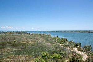 Ebro river mouth