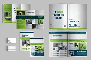 Set of Brochures / Stationery 00