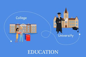 Education in College and University