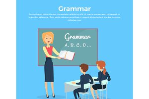 Childrens Grammar Teaching
