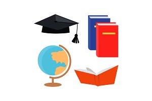 Set of Education Accessoires