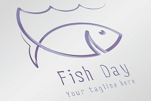 Fish Day Logo