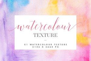 Watercolour Texture