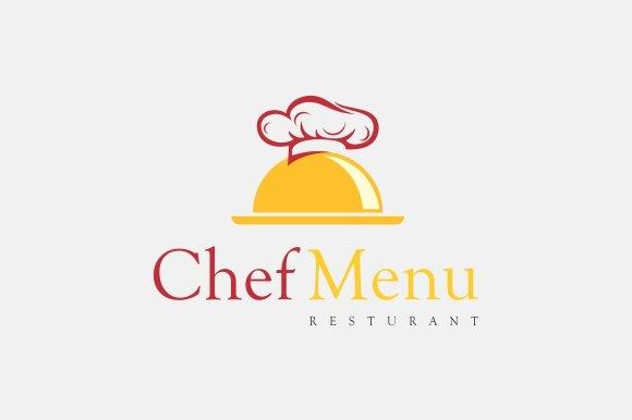 chef logo logo templates creative market