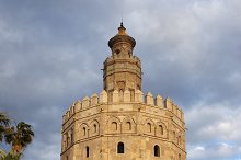 Torre del Oro in Seville