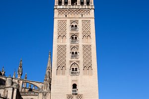 Bell Tower of Seville Cathedral
