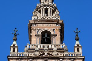 Belfry of Sevilla Cathedral