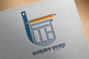 Designer World Logo