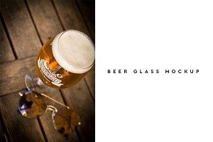 Beer Mockup #4