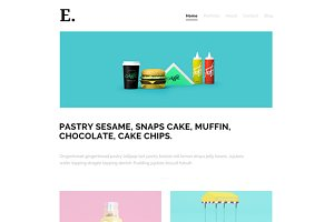 Ez Responsive Wordpress Theme