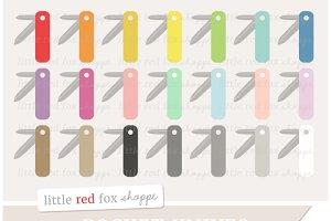 Pocket Knife Clipart