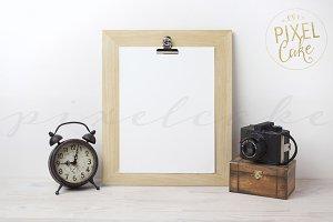 Clipboard Frame Mockup (FM0009)