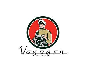 Voyager Shipping Logo