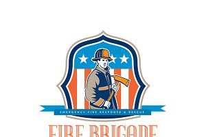 Volunteer Fire Brigade Emergency