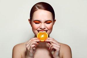 Sour orange.