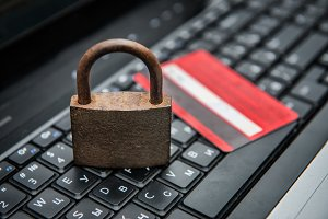 security internet credit car payment