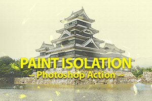 Photo Paint Isolation