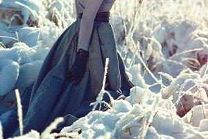 The Snow Queen. #1