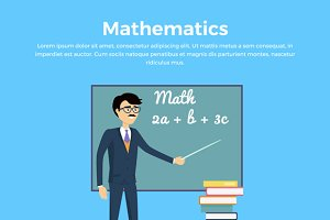 Mathematics Learning Concept