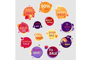 Collection of Sale Elements