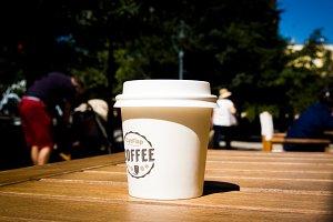 Coffee Mockup #1