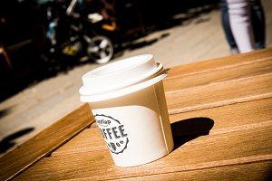 Coffee Mockup #3