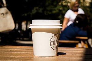 Coffee Mockup #2