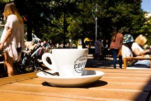 Coffee Mockup #5