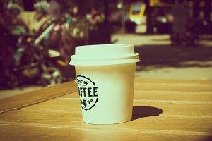 Coffee Mockup #4