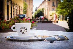 Coffee Mockup #15
