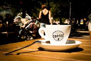 Coffee Mockup #6