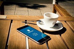 Coffee / iPhone6s Mockup #10