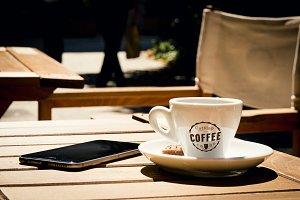 Coffee Mockup #9