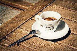 Coffee Mockup #8