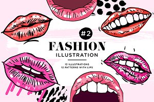 FASHION LIPS