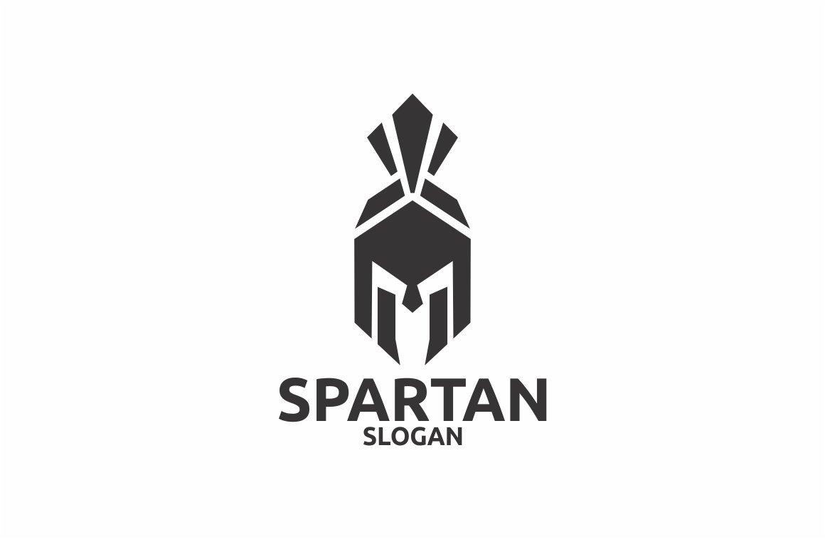 Spartan Logo ~ Logo Templates ~ Creative Market