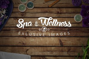 Spa & Wellness Header Images