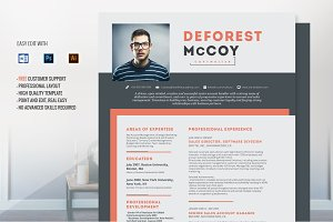 Resume Template Kraz