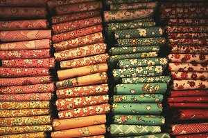 Folded Textiles