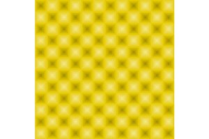 Bright yellow pattern. Vector